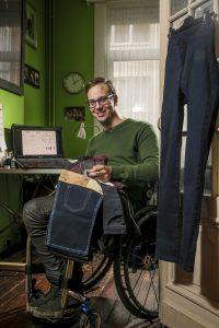 Steven Claeys founder of Sitwear